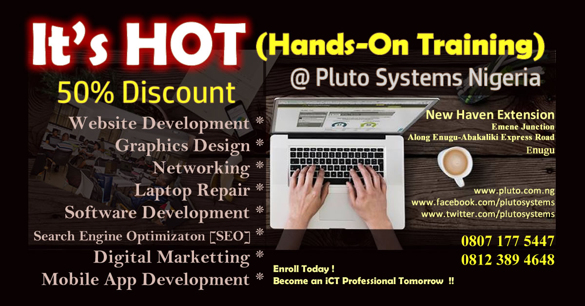 Take a HOT and Become an iCT Professional