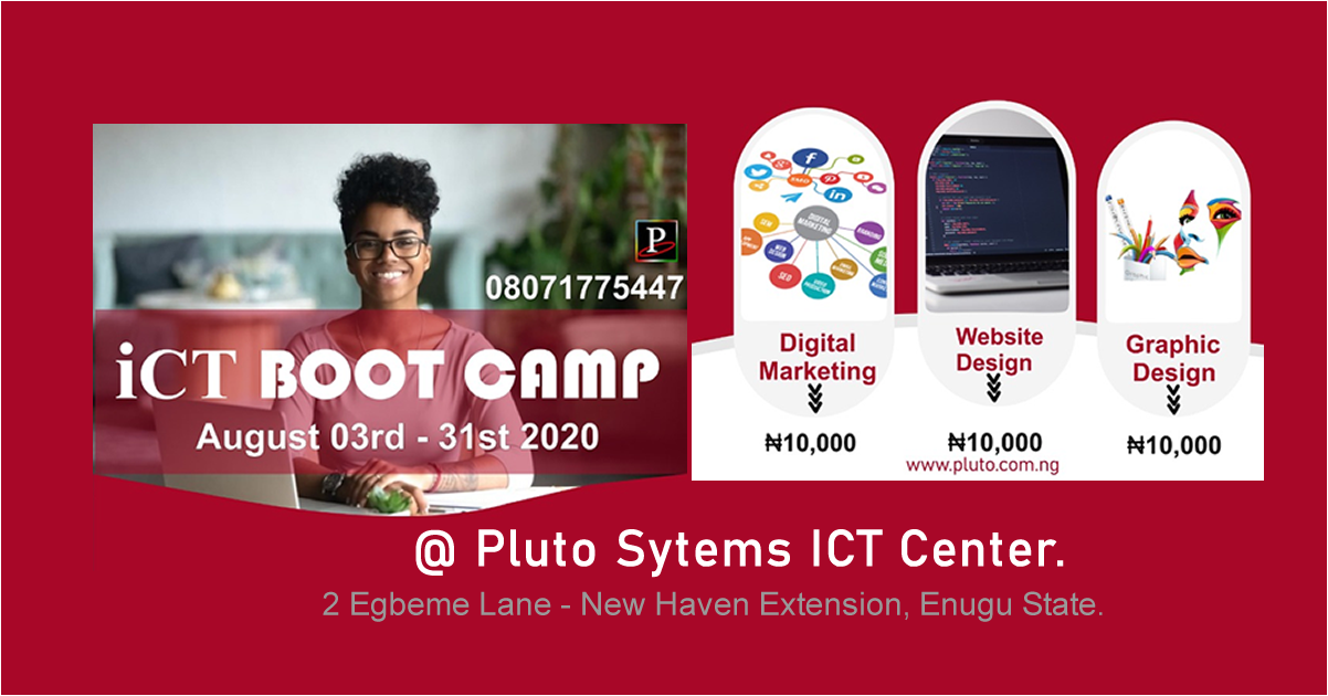 iCT Boot Camp 2020
