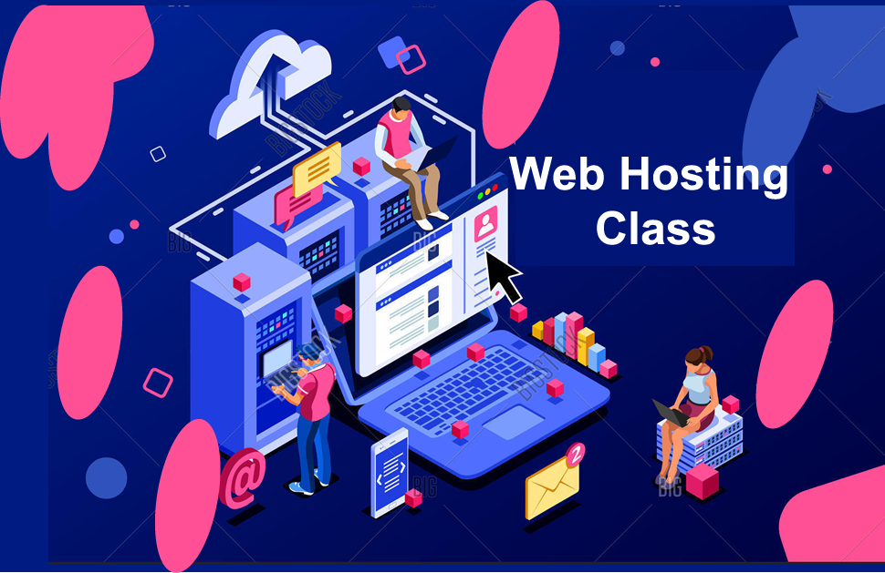 Website Hosting Class